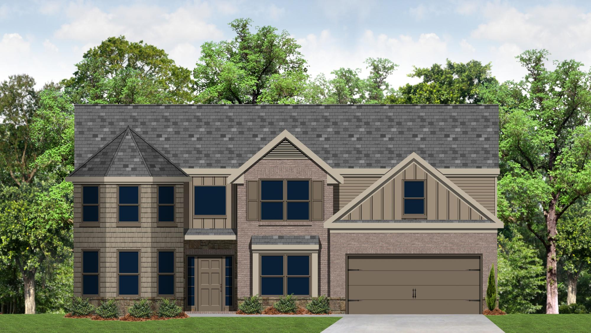 Almont Homes is the new home builder