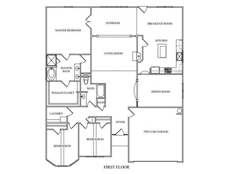 New Homes In Cumming GA