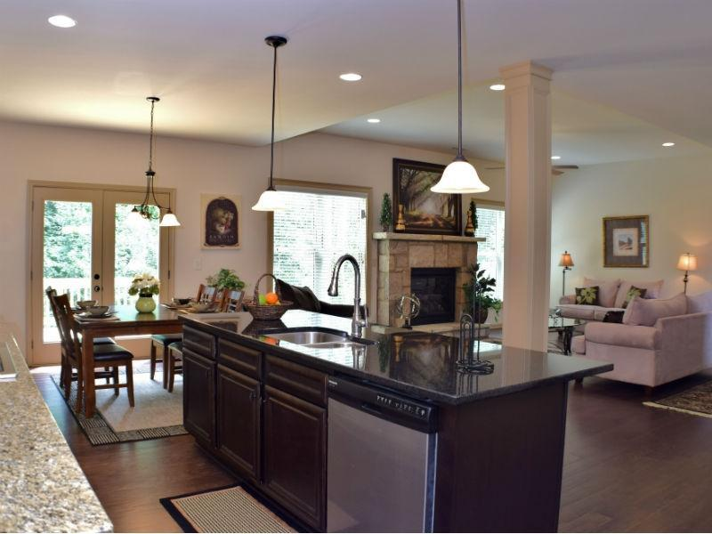 Kitchen and Bath Photos | New Homes in Cumming GA | Almont Homes