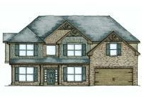Almont Homes is a builder of 5 bedroom new homes in Cumming GA